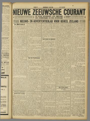 Nieuwe Zeeuwsche Courant 1928-05-03