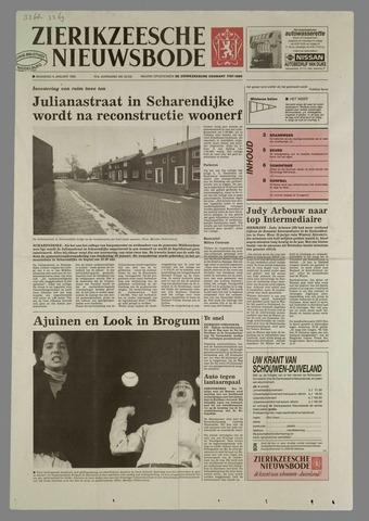 Zierikzeesche Nieuwsbode 1995-01-09