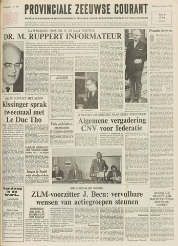 Provinciale Zeeuwse Courant 1972-12-05