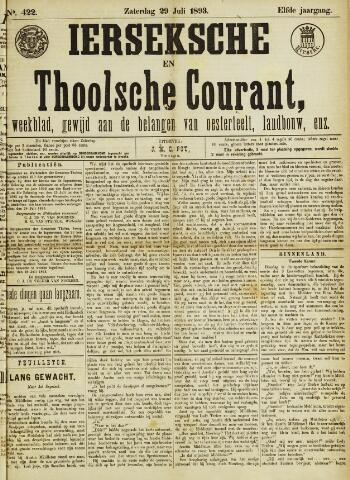 Ierseksche en Thoolsche Courant 1893-07-29