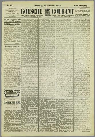 Goessche Courant 1929-01-28