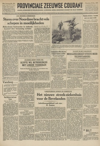 Provinciale Zeeuwse Courant 1951-12-10