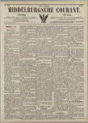 Middelburgsche Courant 1902-07-15
