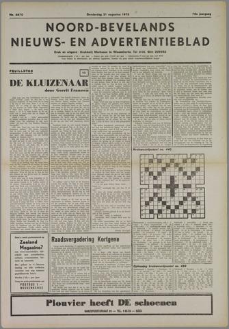 Noord-Bevelands Nieuws- en advertentieblad 1975-08-21
