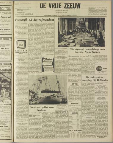 de Vrije Zeeuw 1962-04-14