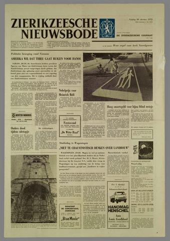 Zierikzeesche Nieuwsbode 1972-10-20