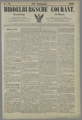 Middelburgsche Courant 1888-03-29
