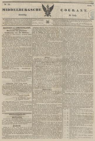 Middelburgsche Courant 1844-06-22