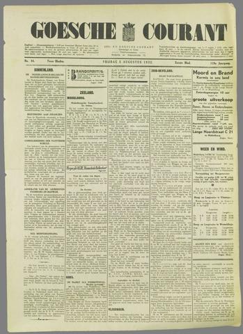 Goessche Courant 1932-08-05