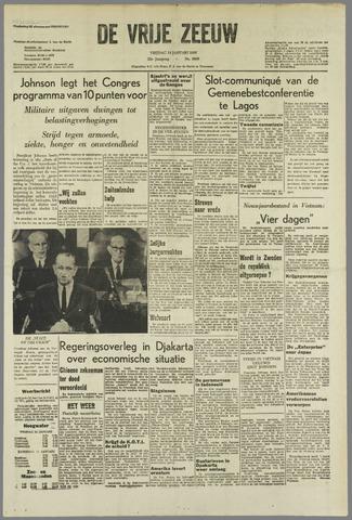 de Vrije Zeeuw 1966-01-14