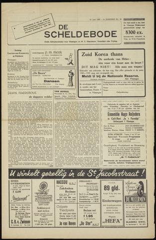 Scheldebode 1950-06-30
