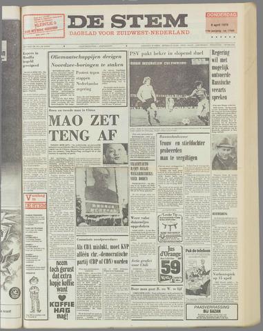 de Stem 1976-04-08