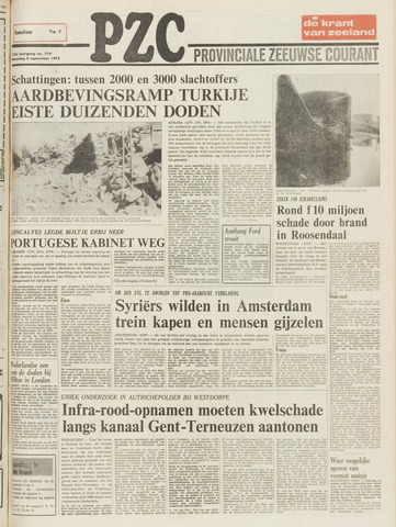 Provinciale Zeeuwse Courant 1975-09-08