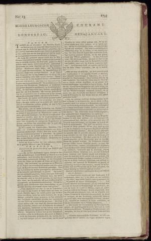 Middelburgsche Courant 1795-01-29