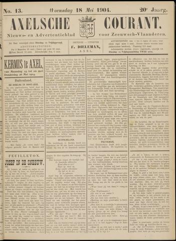 Axelsche Courant 1904-05-18