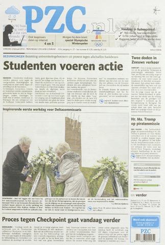 Provinciale Zeeuwse Courant 2010-02-02
