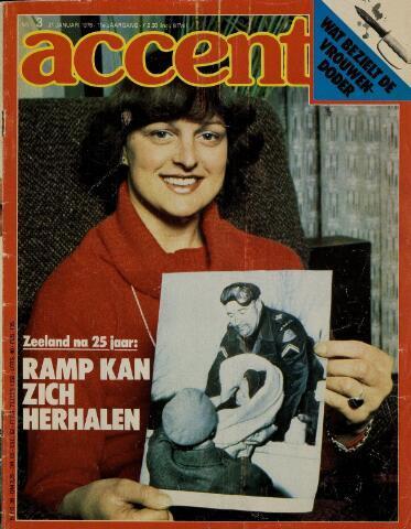 Watersnood documentatie 1953 - tijdschriften 1978