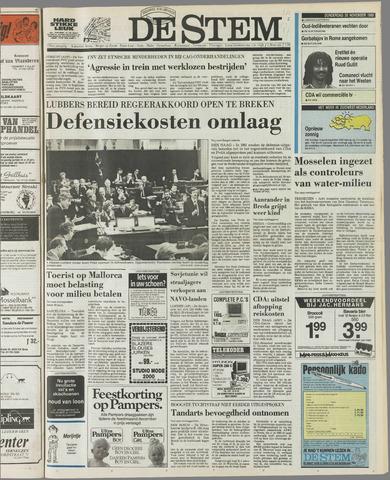 de Stem 1989-11-30