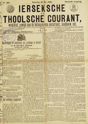 Ierseksche en Thoolsche Courant 1896