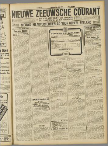 Nieuwe Zeeuwsche Courant 1930-05-24