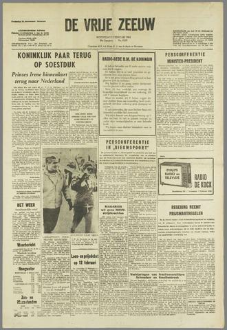 de Vrije Zeeuw 1964-02-05