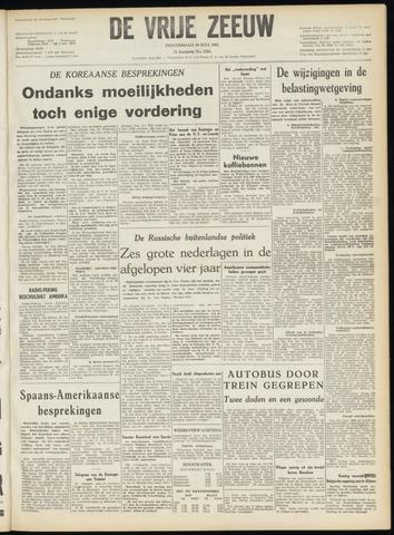 de Vrije Zeeuw 1951-07-19