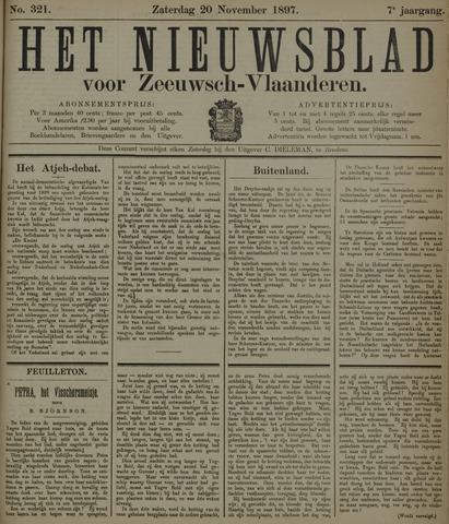 Nieuwsblad voor Zeeuwsch-Vlaanderen 1897-11-20