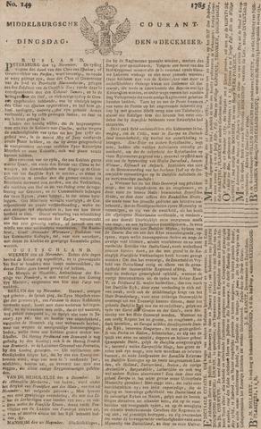 Middelburgsche Courant 1785-12-13