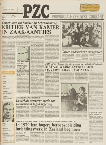 Provinciale Zeeuwse Courant 1978-11-10
