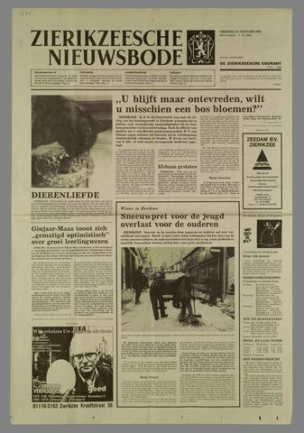 Zierikzeesche Nieuwsbode 1985-01-11