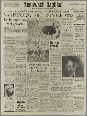 Zeeuwsch Dagblad 1960-08-26