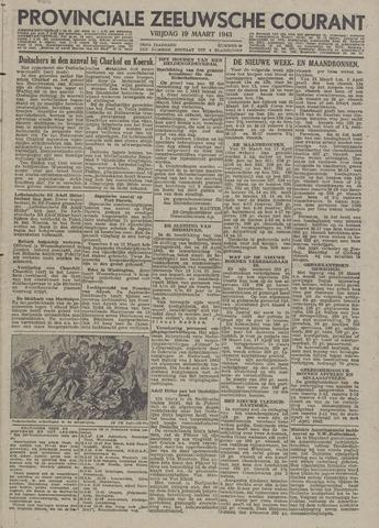 Provinciale Zeeuwse Courant 1943-03-19