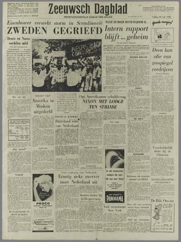 Zeeuwsch Dagblad 1960-07-29