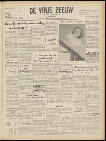 de Vrije Zeeuw 1952-08-04