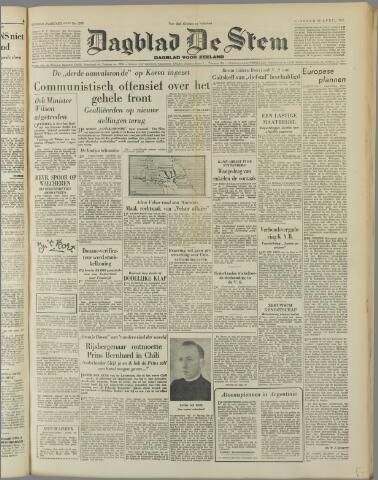 de Stem 1951-04-24