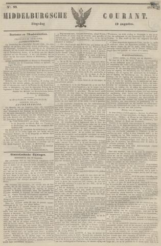 Middelburgsche Courant 1851-08-19