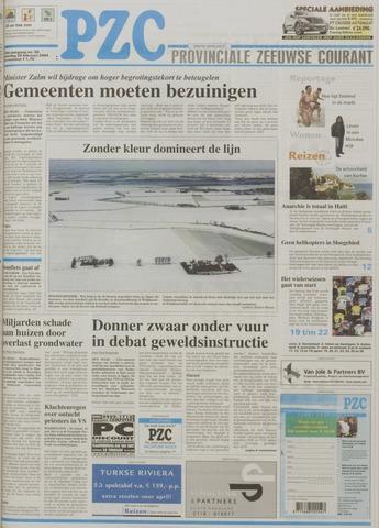 Provinciale Zeeuwse Courant 2004-02-28