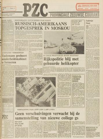 Provinciale Zeeuwse Courant 1974-04-13