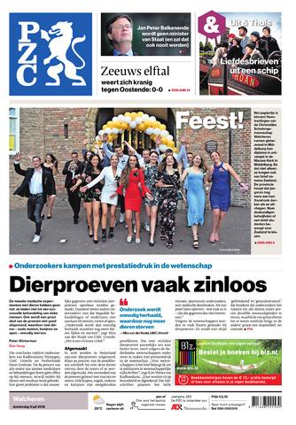 Provinciale Zeeuwse Courant 2018-07-05