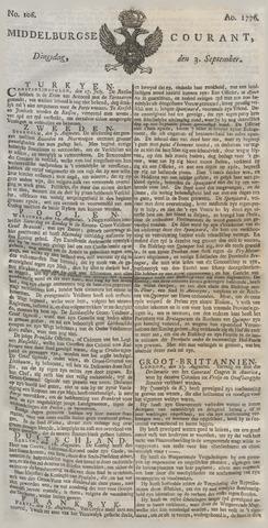 Middelburgsche Courant 1776-09-03