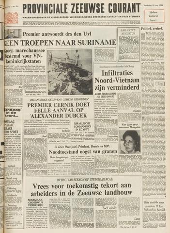Provinciale Zeeuwse Courant 1969-08-28