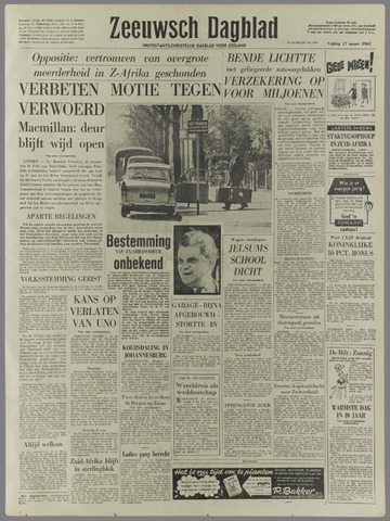 Zeeuwsch Dagblad 1961-03-17