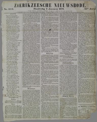 Zierikzeesche Nieuwsbode 1879