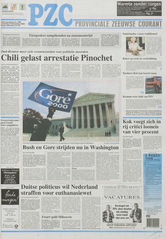 Provinciale Zeeuwse Courant 2000-12-02