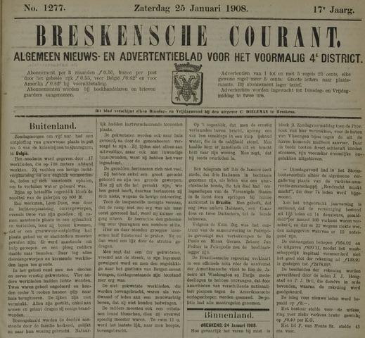 Breskensche Courant 1908-01-25