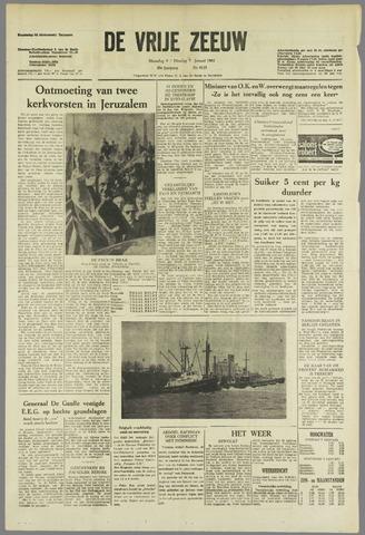 de Vrije Zeeuw 1964-01-06