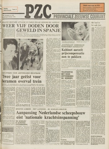 Provinciale Zeeuwse Courant 1975-10-09