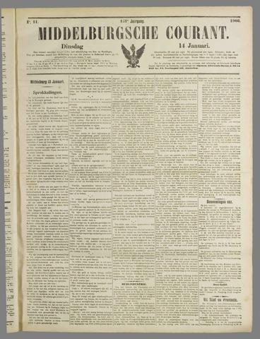 Middelburgsche Courant 1908-01-14
