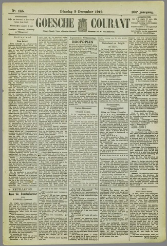 Goessche Courant 1919-12-09
