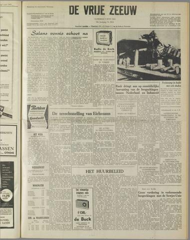 de Vrije Zeeuw 1962-06-02